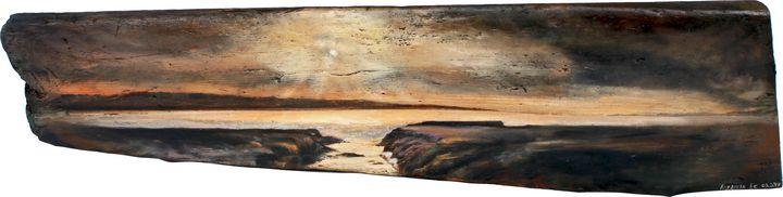 Sunset.Panorama - Ekaterina Kukhareva