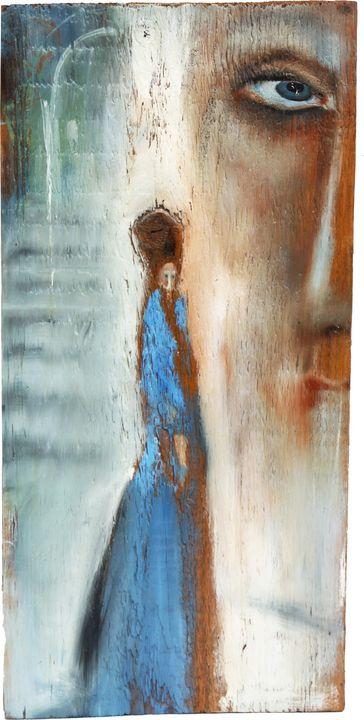 Lady on a walk - Ekaterina Kukhareva