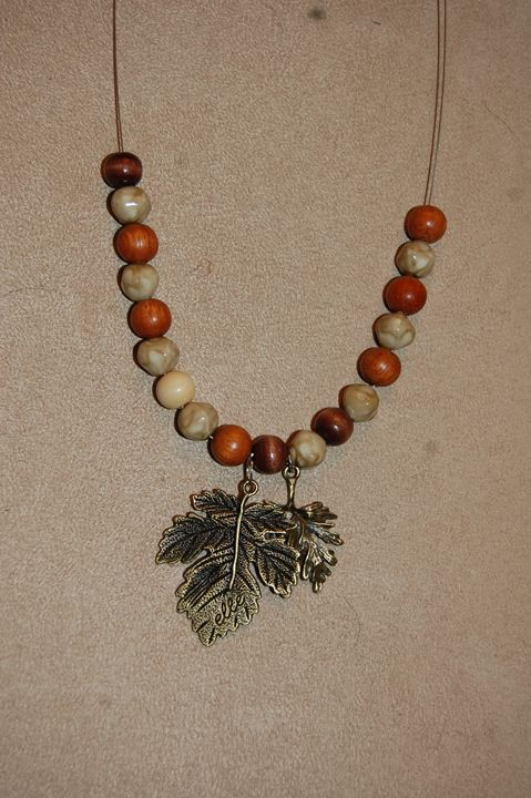 Leaves, Wood, and Stones - Blue Blue Sky Creations