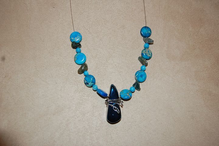 Baby Blues - Blue Blue Sky Creations