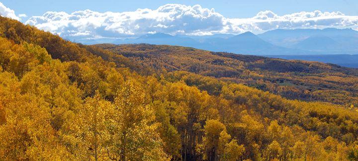 Aspen Valley - Blue Blue Sky Creations