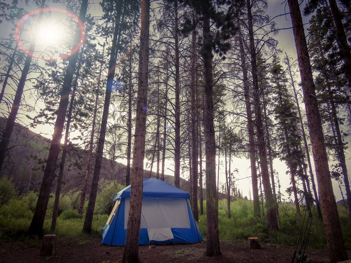 Our Tent - Chad Vidas Outdoors