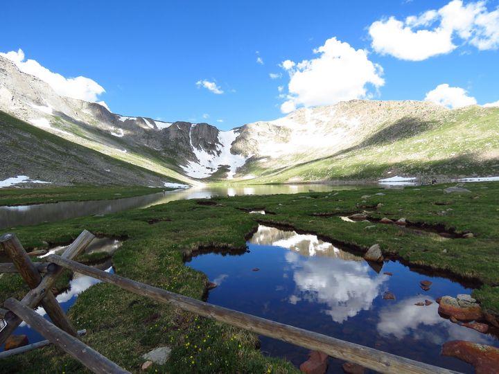 Reflections In Colorado - Chad Vidas Outdoors