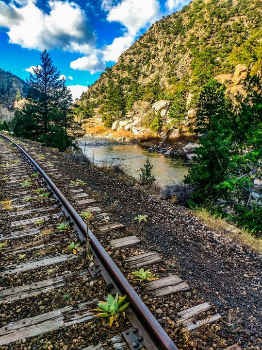 Browns Canyon Colorado - Chad Vidas Outdoors