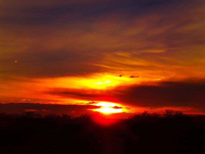 Colorado Sunrise - Chad Vidas Outdoors