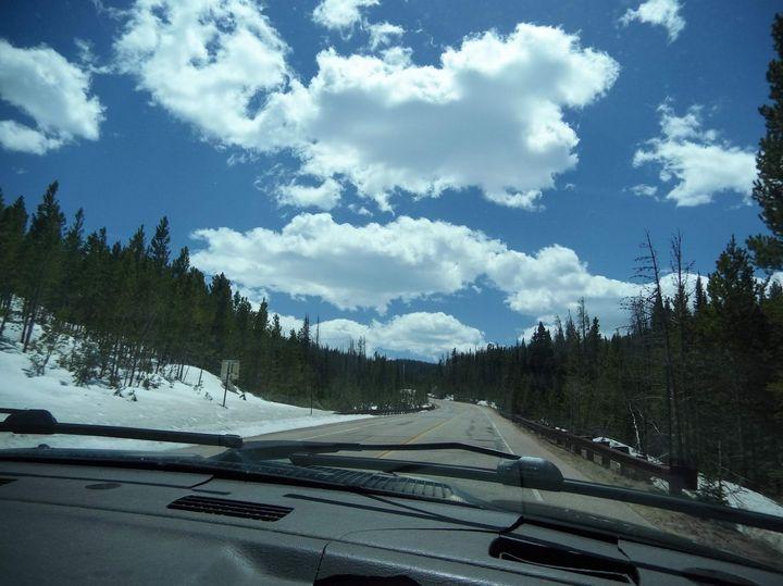 Mountain Ride - Chad Vidas Outdoors