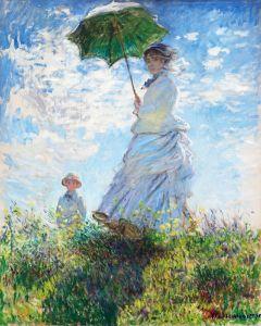 Oscar-Claude Monet - Dancing Mammals