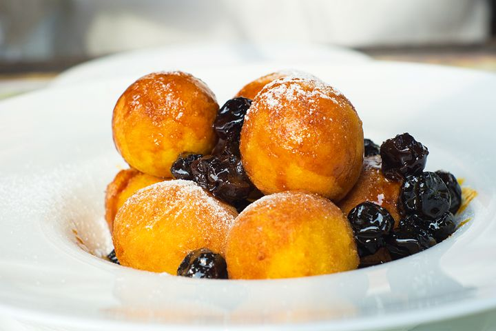 A delicious dessert ! - Mihail