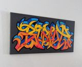 BURQUE, Custom Original Graffiti Art