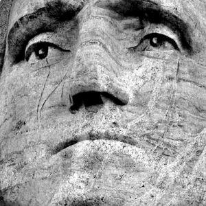 Faces of Mt Rushmore – Washington