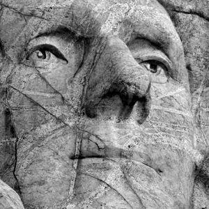 Faces of Mt Rushmore – Jefferson
