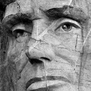 Faces of Mt Rushmore – Lincoln