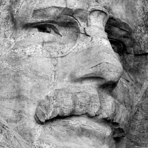 Faces of Mt Rushmore – Roosevelt