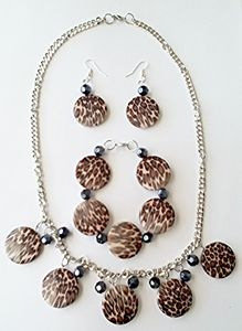 Cheetah Lover Set