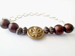 Cluster Bracelet - Faithfully Chosen Jewelry Shop