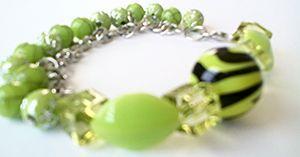 Green 2 Be Seen - Faithfully Chosen Jewelry Shop