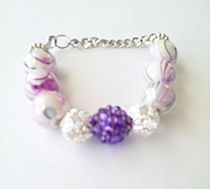 Purple Scarlett Collection (2) - Faithfully Chosen Jewelry Shop
