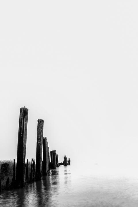 Ruins of an Old Dock - Bob Decker