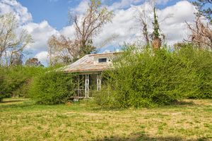 Empty Pamlico County House NC