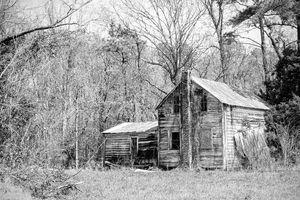Abandoned Farm House - Pamlico NC