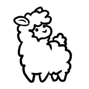 Squishy Llama -  Jish.joss