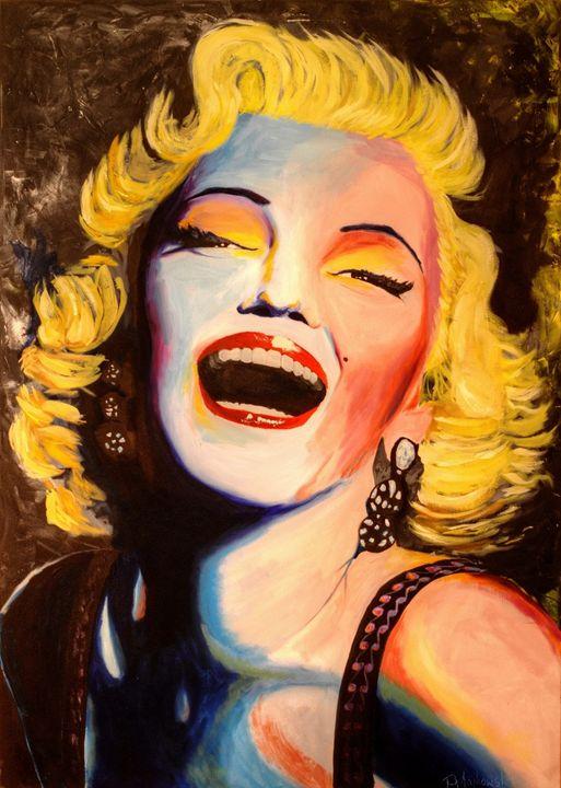 Marilyn Monroe - NewArtPM