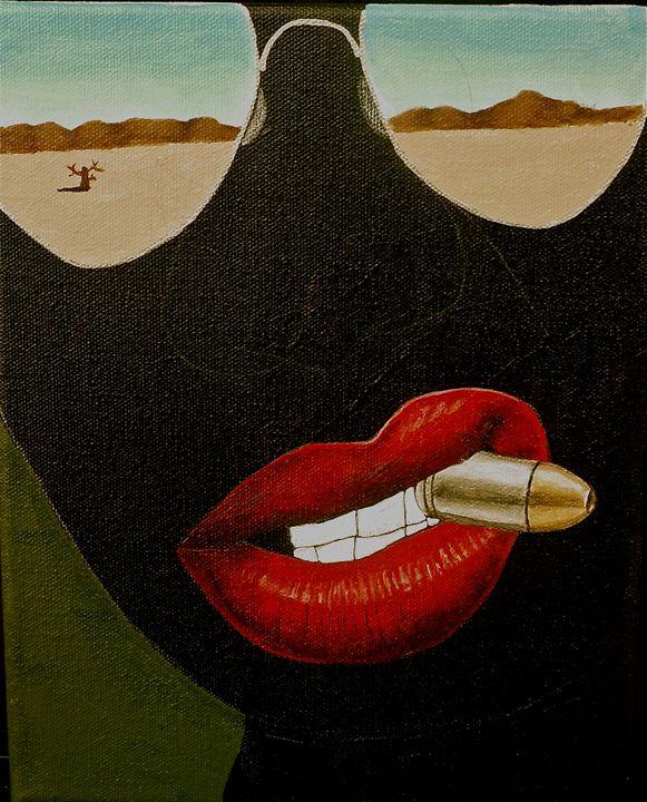 Bite The Bullet - Ruthy Valdez