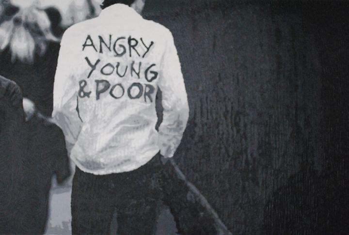 Angry, young & poor - MashaV