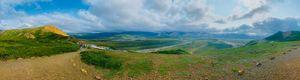 Mountain plains