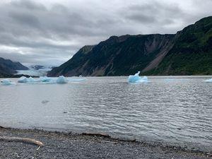 Alaskan glaciers