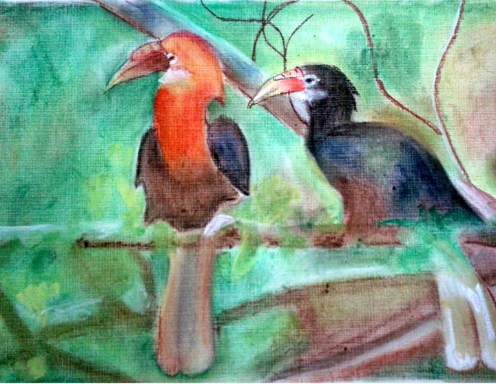 birds - Nirali