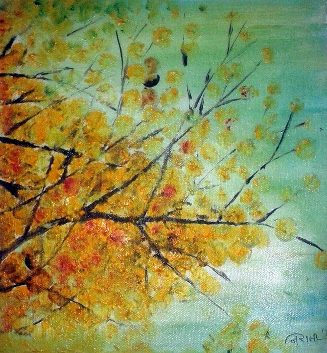 autumn tree - 1 - Nirali