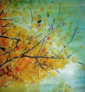 autumn tree - 1