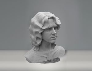 Mick Taylor sculpture