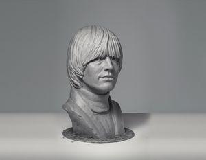 Brian Jones sculpture - Sissy Piana