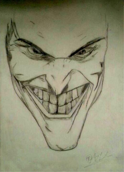 The Joker - Raphael D'Silva