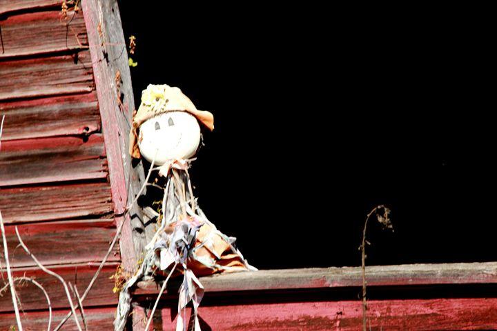 Scarecrow - BJames Photography