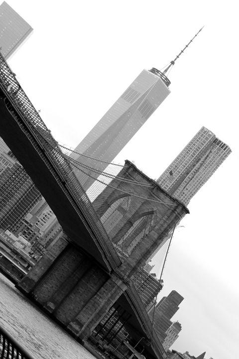 Brooklyn Bridge - BJames Photography