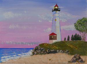 The lighthouse - Silvana Bennardo