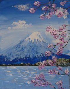 Mount Fuji - Silvana Bennardo