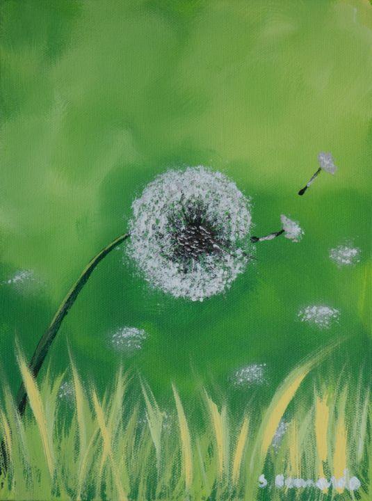 """The Dandelion"" - Silvana Bennardo"