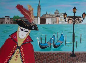 """The carnival of Venice"" - Silvana Bennardo"