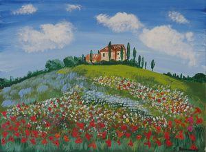 Villa in Tuscany - Silvana Bennardo