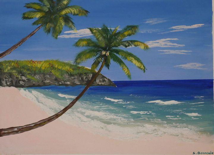 The island - Silvana Bennardo