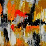 "36"" x 36"" Oil / Canvas"