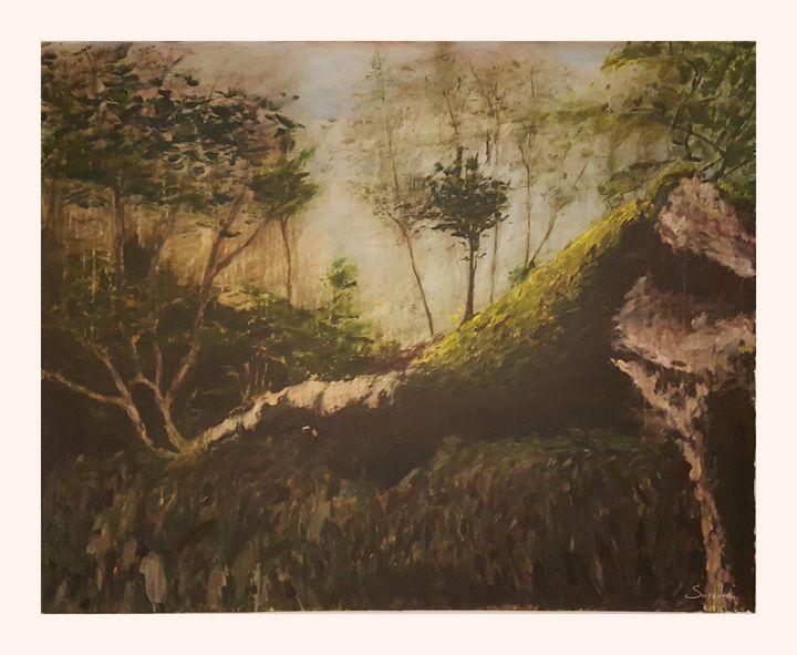The Tree - Surovka Art