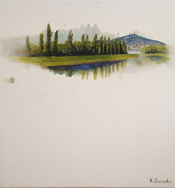 River Nitra - Surovka Art