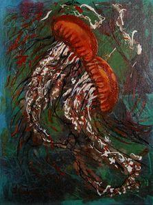 Jellyfish Dance - lgabel - the art of encouragement
