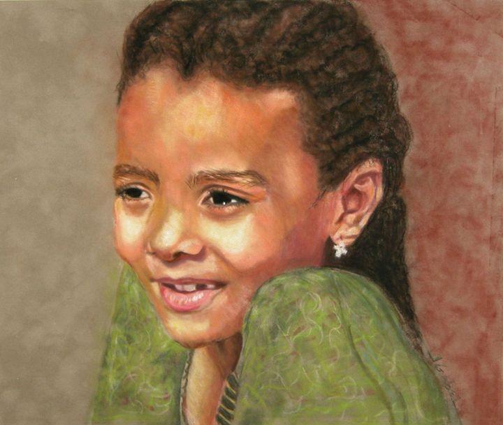 Little Evie - lgabel - the art of encouragement