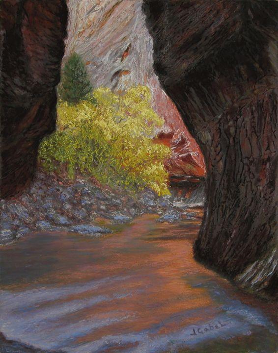 Apricot Canyon 1 - lgabel - the art of encouragement